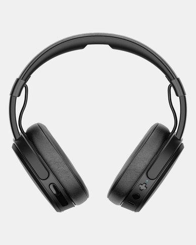 Skull Candy Crusher Wireless Over Ear Headphones Black