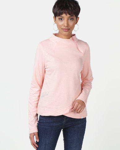 Rip Curl Moonlight Sweater Pink