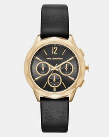 KARL LAGERFELD Watch Black