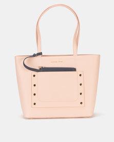 Sissy Boy Farah Tote Bag Pink