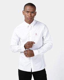 Cutty Club Shirt White