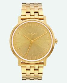 Nixon Porter Watch All Gold