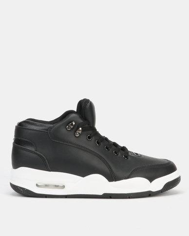 Tom_Tom Slash Sneaker Black/White