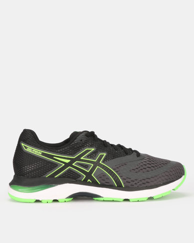 asics gel pulse zwart
