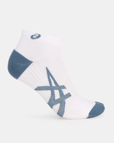 ASICS 2PK Lightweight Socks Multi