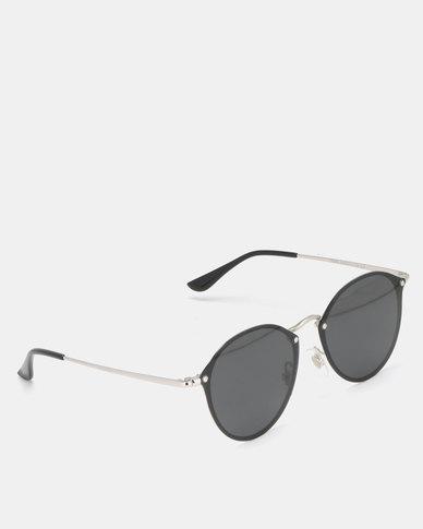 UNKNOWN EYEWEAR Fazed Polarized Sunglasses Black