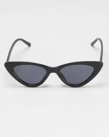 Bad Girl Havana Sunglasses Black
