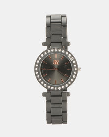 Bad Girl Obsession Watch Grey