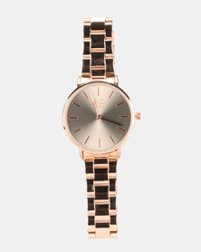 Bad Girl Urban Watch Rose gold
