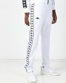 Kappa 222 Banda Astoria SPants White