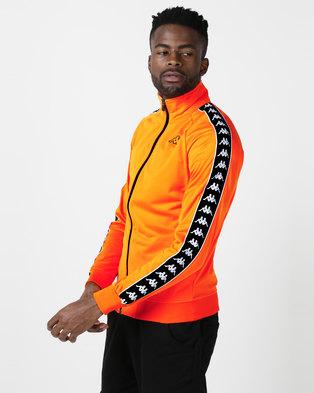 Kappa 222 Banda Anniston Slim Orange
