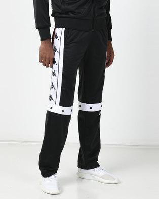 Kappa Authentic Baltas Multi