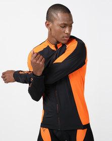 Merrell Eden Cycling Jacket Black/Orange