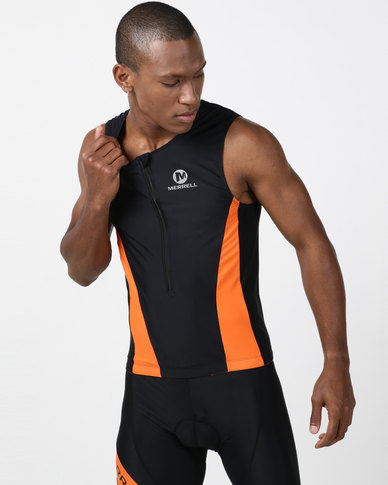 Merrell Eden Tri Vest Black/Orange