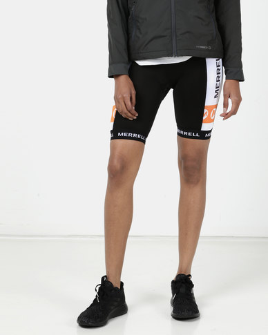 Merrell Ladies Cycling Shorts Black