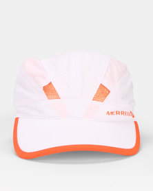 Merrell Taslon Racing Cap Orange/White