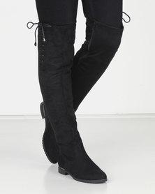 Miss Black DOROTA OTK Boot Black