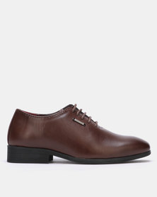 Anton Fabi Ruan Lace Ups Brown