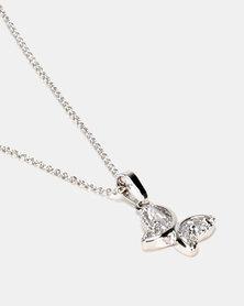 IDesire Mariah Pendant Necklace Silver