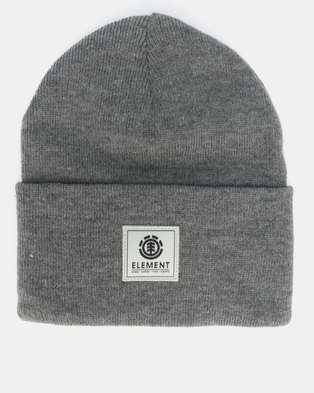 46e4fb0ecda4d Element Dusk Beanie Grey
