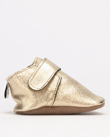 Shooshoos Harriot Winter Bootie Gold