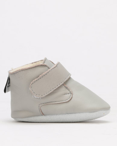 Shooshoos Swell GW Fleece Winter Bootie Grey