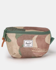 Herschel Fourteen Hip Pack Brushstroke Camo