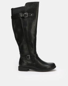 Madison Andy Long Boot Black