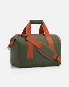 Reisenthel water-repellent premium-quality polyester allrounder M urban forest travel bag