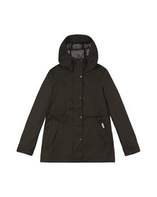 Hunter Light Weight Rubberised Jacket Black