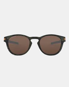 Oakley Latch Sunglasses Olive Camo