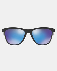 Oakley Moonlighter Sunglasses Polished Black