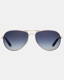Oakley Tie Breaker Sunglasses Polished Chrome