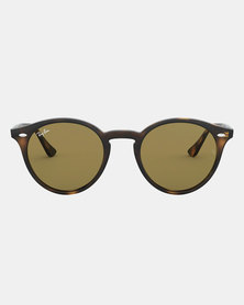 Ray-Ban RB2180 Sunglasses Dark Havanna
