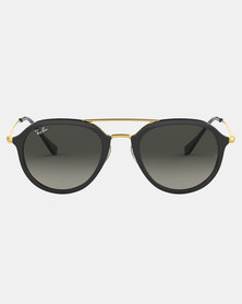 Ray-Ban RB4253 Sunglasses Black