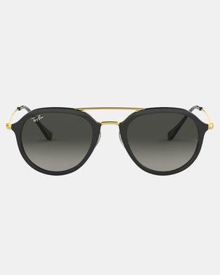 Ray-Ban RB4253 Sunglasses Black