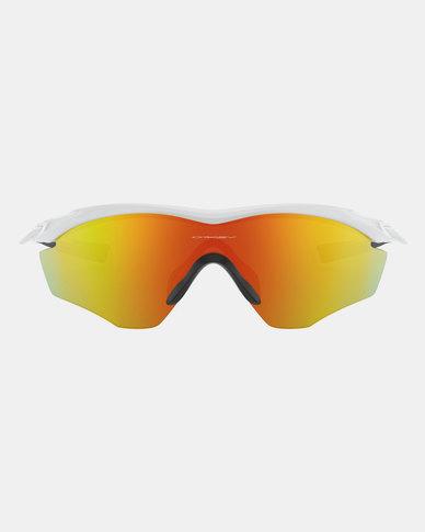 Oakley Performance Frame XL Sunglasses White