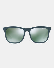 Arnette Chenga Sunglasses Light Green Petroleum/Matte Petroleum