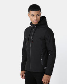 Utopia Softshell Jacket Black