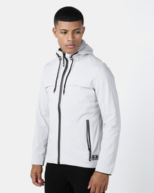 Utopia Softshell Jacket Grey