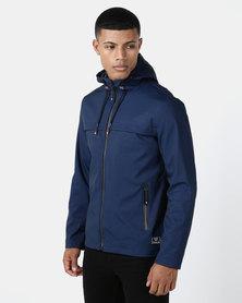 Utopia Softshell Jacket Navy