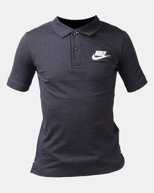Nike Polo Matchup Tee Black
