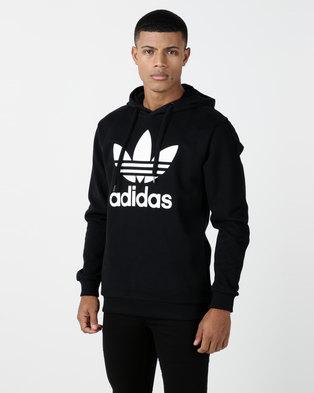 adidas Originals Mens Over The Head Black