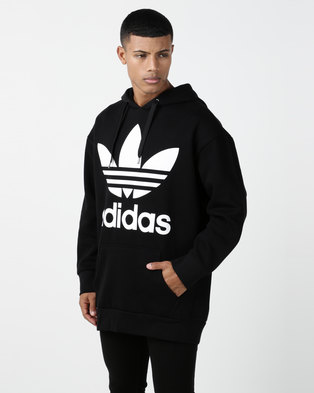 adidas Originals Mens Oversized Oth Black