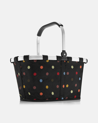 Reisenthel water-repellent premium-quality polyester carrybag dots picnic bag