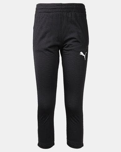 Puma Sportstyle Core Boys Tricot Pants Black
