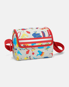 Reisenthel premium-quality, tear-proof polyester, water-repellent everydaybag kids circus