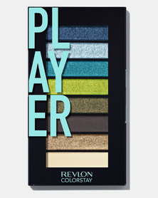 Player ColorStay Eyeshadow Palettes by Revlon
