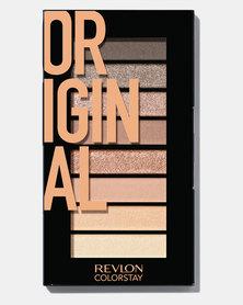 Original ColorStay Eyeshadow Palettes by Revlon