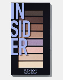 Insider ColorStay Eyeshadow Palettes by Revlon